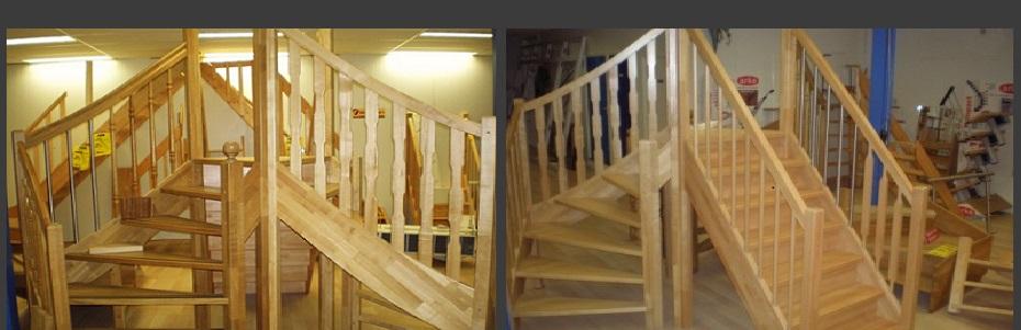 Maatkracht trappen trappen in vele soorten en maten for Houten trappen op maat gemaakt